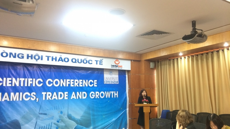 HỘI THẢO FIRM DYNAMICS, TRADE AND GROWTH